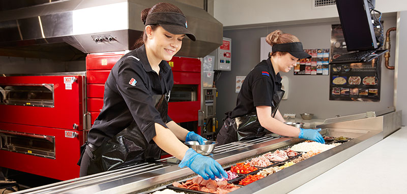 Domino's Pizza Franchise New Zealand - The no1 Pizza brand in New